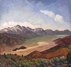Early California Impressionism | ... Early California Impressionism, Landscape, Early California, Southwest