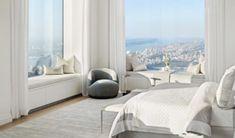 New York City Apartment, Dream Apartment, Luxury Apartments, Luxury Homes, Apartamento New York, 432 Park Avenue, Big Houses, Dream Houses, Interior Garden