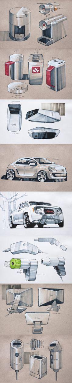 Sketches - 10 — Minimally Minimal