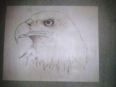 Картина Орел.