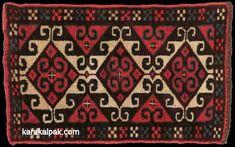 Small Karakalpak weaving