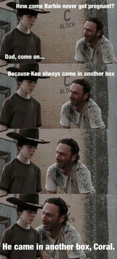 These Rick Grimes Dad Jokes Will Make You LOL.