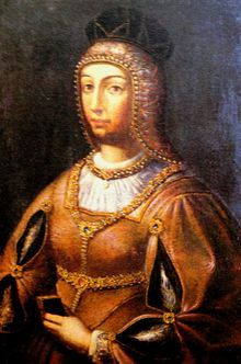 Maria of Aragon, Queen of Portugal - https://hemmahoshilde.wordpress.com/2016/02/28/maria-of-aragon-married-her-sisters-widower/