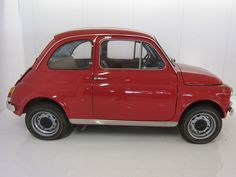 Fiat - 500 'Mycar' by Francis Lombardi - 1969