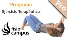 Programas de ejercicio terapéutico para complementar los tratamientos d...