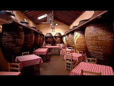 Mesón cuevas del vino, historia viva de Chinchón - YouTube