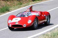 1960 Maserati Tipo 63