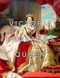 Victoria Englands Queen / Governs a Nice Quiet Land - Massimo Agostinelli