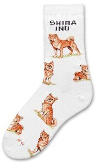 (21) SHIBA INU Socks | Sumally ...........click here to find out more http://googydog.com #dog #animal #shiba #inu