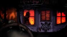 """This is the opening cinematic to the game """"Darkest Dungeon."""" The animation style, the art style, the atmosphere, the mood, and the cinematography are all I hope to capture."""