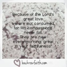Transformation is exciting and daunting and exhilarating and maybe a little scary...New blog post at www.backrowfaith.com
