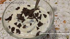 Dessert light alla stracciatella (219 calorie)