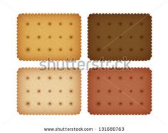 Biscuit cookie cracker collection