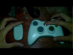 Connecting a Xbox 360 Controller to Windows (receiver from Chinabuye) - http://software.onwired.biz/software-reviews/connecting-a-xbox-360-controller-to-windows-receiver-from-chinabuye/