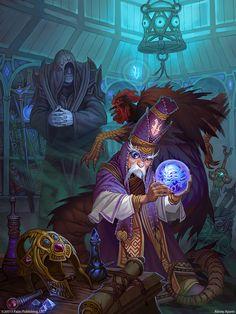Magical Marketplace by Belibr.deviantart.com on @deviantART