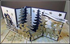 Santa's Sleigh Bundle Z-Box Diorama (1)