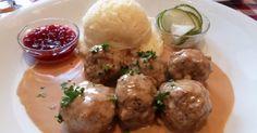 Les boulettes de viande suédoises. #idée #recette #souper #boulette #viande #suédoise
