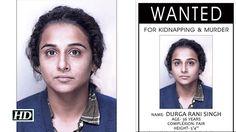 Kahaani 2 TEASER Poster | Vidya Balan As 'WANTED' Durga Rani Singh , http://bostondesiconnection.com/video/kahaani_2_teaser_poster__vidya_balan_as_wanted_durga_rani_singh/,  #kahaani2shooting #kahaani2teaser #kahaani2trailer #sujoyghoshkahaani2 #vidyabalanasranidurgasingh #vidyabalanhot #vidyabalankahaani2