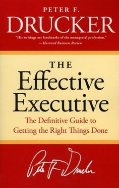 """FREE BOOK """"The Effective Executive by Peter F. Drucker""""  eReader without signing ebay sale online view"""