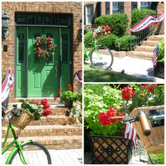 Fourth of July, Home and Garden Ideas | Wreath DIY ideas | How are you Patriotic?