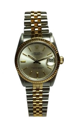 Rolex Midsize Datejust - Two Tone 31mm