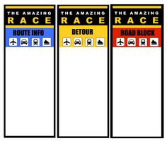 free templates here for detour route info and road block amazing