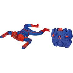 Spider-Man Remote-Controlled Speed Climbing Spider-Man Action Figure  I think this is gonna be Jordan's Christmas present