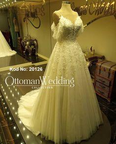 Gelinlik Modeller Lace Wedding, Wedding Dresses, The Dress, Ball Gowns, Ottoman, Formal Dresses, Collection, Fashion, Bridal Dresses