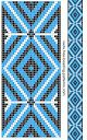 Native Indian Charts - Majida Awashreh - Picasa Webalbums patroontjes tapestry haken