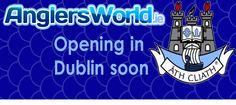 Dublin shop Fishing Tackle Shop, Coarse Fishing, Fishing Adventure, Trout, Dublin, Shopping, Brown Trout