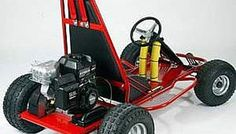 How to Build a Motorized Go-Kart | Our Pastimes