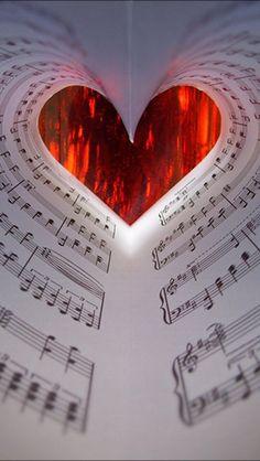 ... e toca o seu coração!