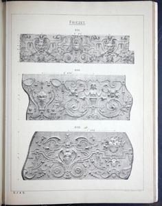 Examples of a few architectural ornaments, &c. ...