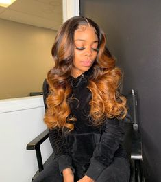 Black Wigs Lace Frontal Closure Wig 360 Lace Wig 18 Inch Brazilian Hair Price Wigs For Sale For Black Women Black Braids Front Hair Styles, Hair Front, Curled Hairstyles, Weave Hairstyles, Prom Hairstyles, Hairstyles Videos, Baddie Hairstyles, Simple Hairstyles, Updo Hairstyle