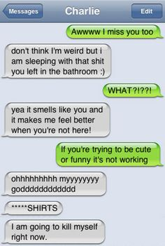 I miss you: | The 30 Most Unfortunate Autocorrect Fails Of All Time