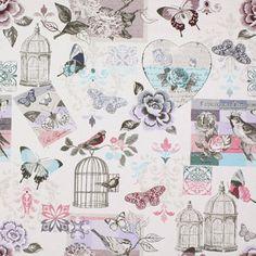 Cushion Jacquard Bird Cage 2