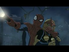 "at this point we were all thinking AWW SPIDEYNOVA!!! ""my little lightbulb""<<<< what? I didn't think that."