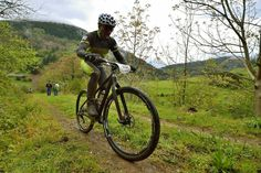 Preparación para una de las carreras más duras de ciclismo...
