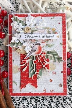 Blog studio75.pl: Zimowe jagody / Winter Berries