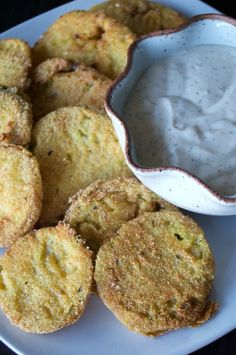 Ranch Fried Green Tomatoes.