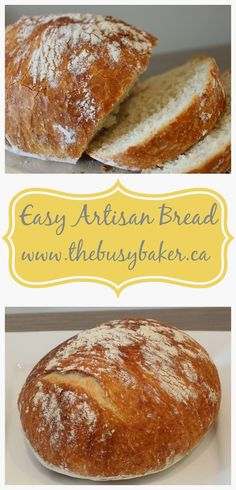 The Busy Baker: Easy Artisan Bread Bread Recipes, Real Food Recipes, Cooking Recipes, Delicious Desserts, Yummy Food, Tasty, Sweet Roll Recipe, Homemade Rolls, Feel Good Food