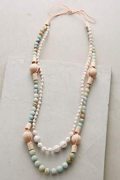 Lunigiana Layer Necklace #AnthroFave