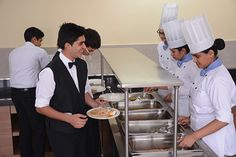 Do diploma in #culinary #arts from best hospitality college.
