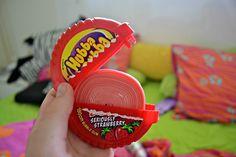 hubba bubba tape bubble gum