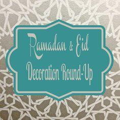 Ramadan and Eid Decorations