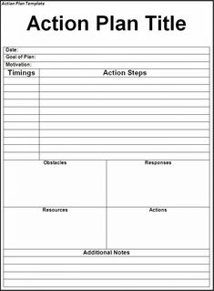 62 Best Action Plan template images in 2016 | Counseling worksheets