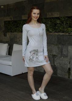 94f3a8d24e2 Купить домашние платья для женщин в интернет-магазине Sonichka