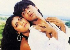 Shah Rukh Khan and Kajol -  Baazigar (1993)