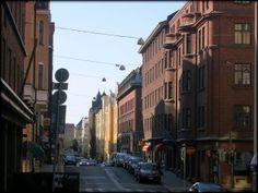 ANNINA IN TALLINNA: Heräilevä Helsinki