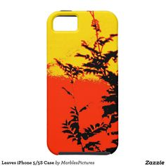 Leaves iPhone 5/5S Case #iPhone #case #tree #branches